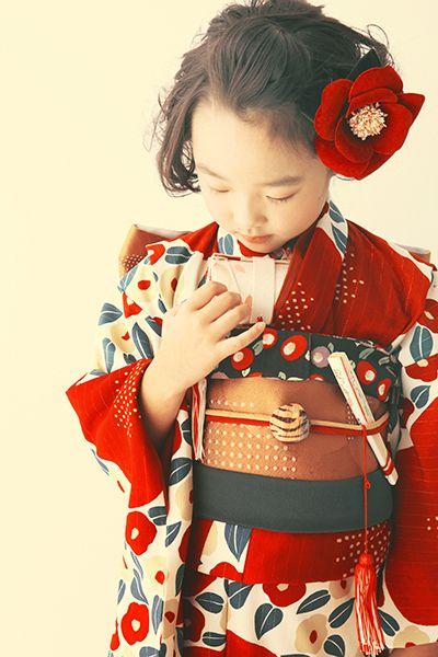 kimono for Hina matsuri