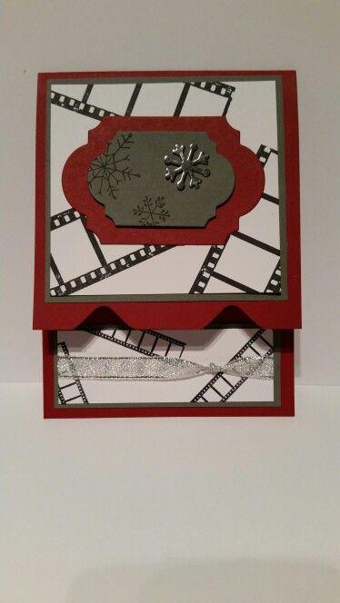 25 unique cinema gift cards ideas on pinterest movie ticket gift card holder for a cinema gift card negle Images