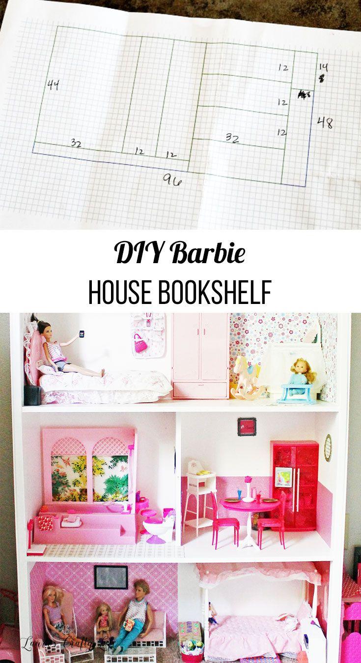 Diy Barbie House Laura S Crafty Life Pinterest Diy Barbie