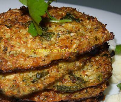 Μπιφτέκια λαχανικών στον φούρνο -απίστευτη γεύση !!! ~ ΜΑΓΕΙΡΙΚΗ ΚΑΙ ΣΥΝΤΑΓΕΣ