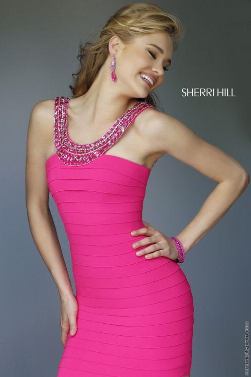 Mejores 396 imágenes de Sherri Hill Cocktail Dresses en Pinterest ...