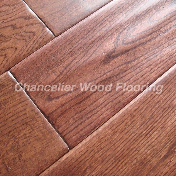 5 Inch Hand Sed Oak Hardwood Floors