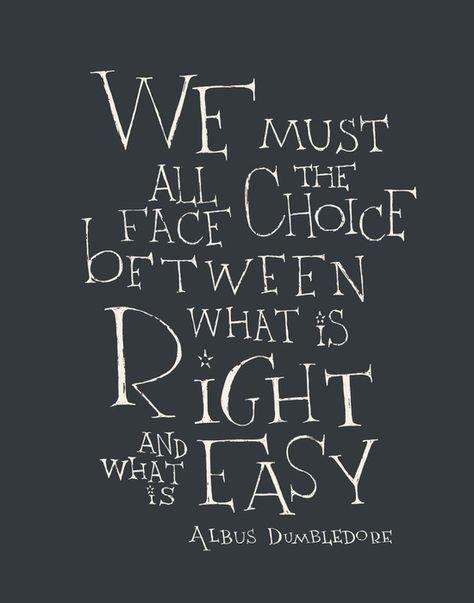Harry Potter Movie Quote