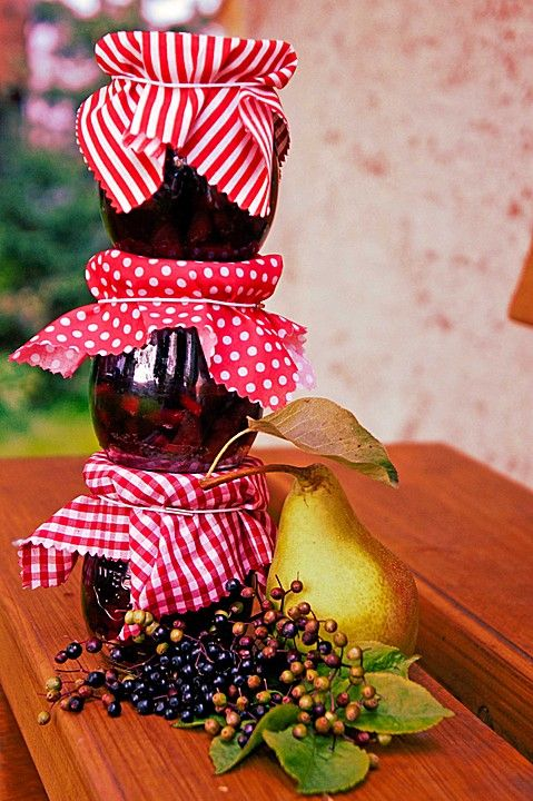 Herbsttraum Konfitüre, ein schönes Rezept aus der Kategorie Kochen.