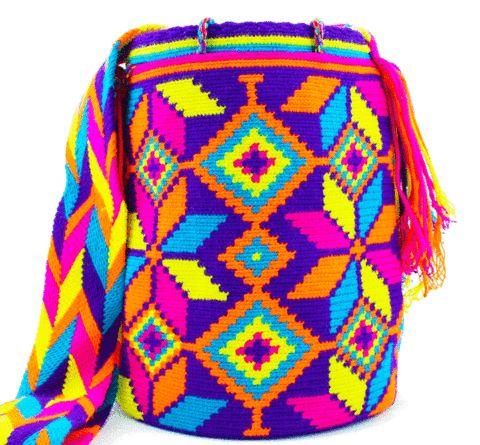 Lera  #wayuu #mochila