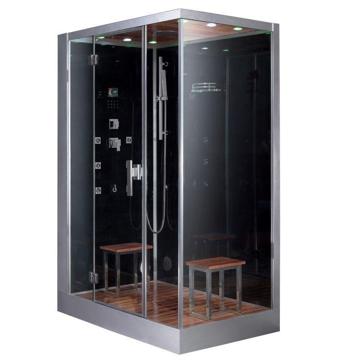 Ariel Platinum DZ961F8 Steam Shower Unit | Steam Showers | SteamShowersInc.com