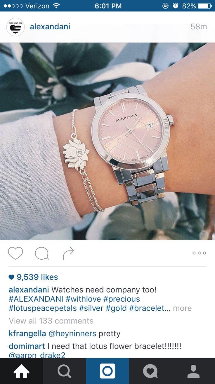 Burberry watch??--