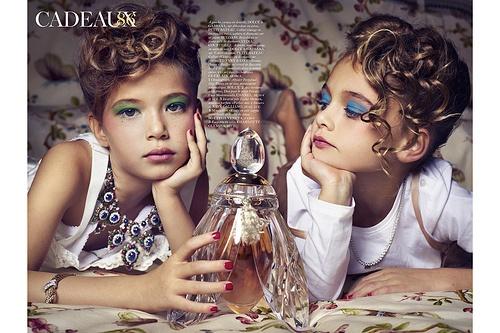 Vogue Paris Editorial Cadeaux - December/January 2011