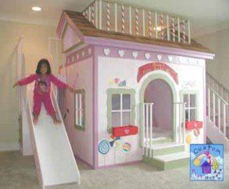 244 best Playhouse images on Pinterest | Doll houses, Play houses ...