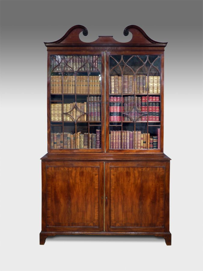 Antique library bookcase. 62 best Antique Furniture for the Study images on Pinterest