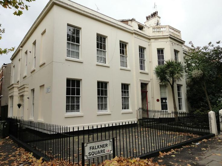 Embassie Independent Hostel (Liverpool, Inglaterra) - Albergue