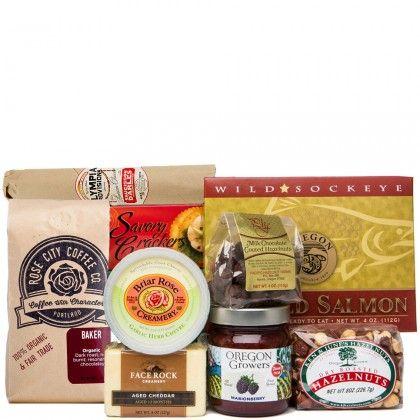 25 best Oregon Gift Baskets images on Pinterest | Oregon, Basket ...