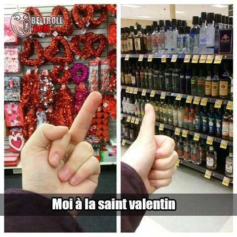 Saint-Valentin en approche ! - Be-troll - vidéos humour, actualité insolite