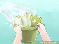 Image titled Get Rid of Flies Outside Step 5