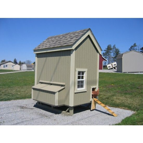1000 Images About Amish Chicken Coops On Pinterest Wheels Dutch And Gambrel