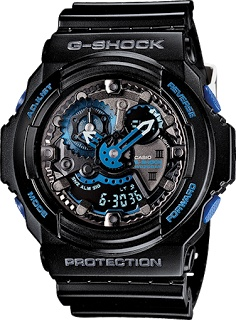 Casio G-Shock's GA303B-1A | luxury watch review