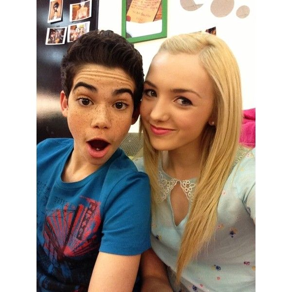 Cameron boyce Cameron Boyce <3 ❤ liked on Polyvore featuring people