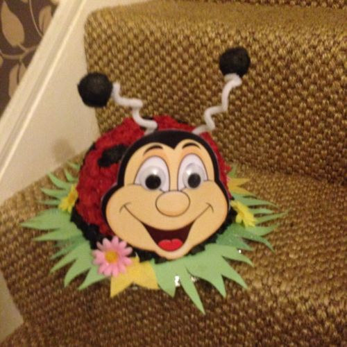 lady bird easter hat bonnet hand made in Home, Furniture & DIY, Celebrations & Occasions, Other Celebrations & Occasions   eBay