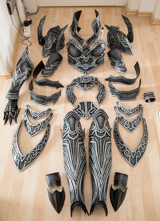 Buy wow items | Armor | Skyrim cosplay, Cosplay, Diablo cosplay