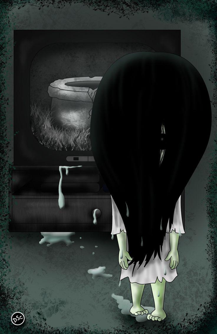 Sadako (Ringu) - Samara (The Ring)