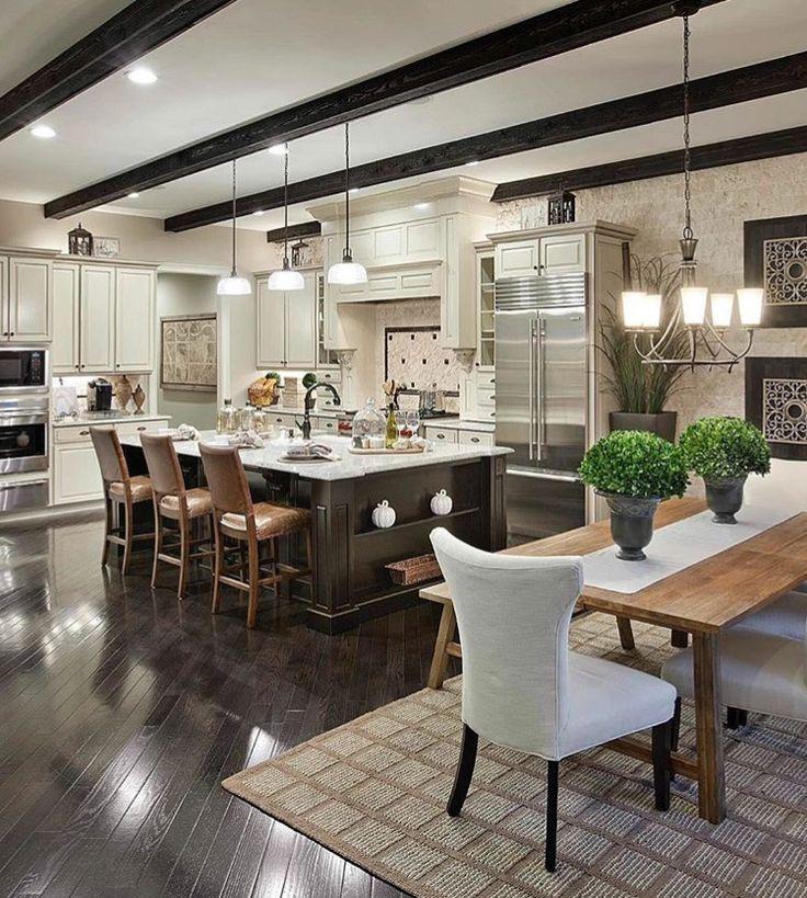Mejores 282 imágenes de Kitchens en Pinterest | Cocinas ...