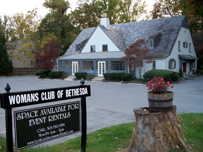 The Womans Club Of Bethesda