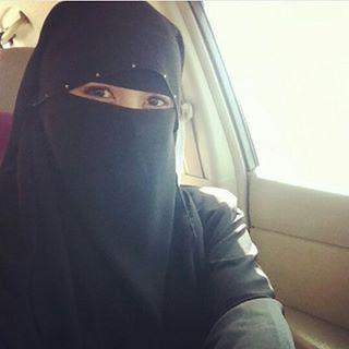 Tiny Diamonds Niqab