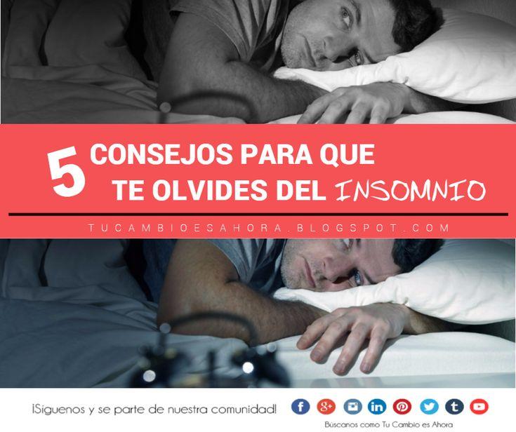 No poder dormir es definitivamente una de las cosas más molestas del mundo, por eso te traigo 5 consejos que te ayudarán a olvidarte de este problema. No olvides comentar y compartir estos consejos con los demás. #insomnia #consejos #salud #bienestar #dormir #blog