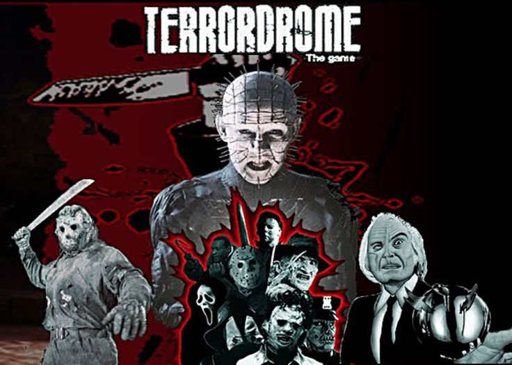 TerrorDrome   All Unleashed  Specials  Moves