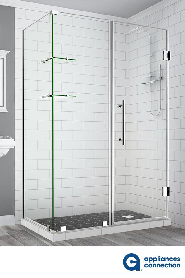 The Bromley Gs Frameless Shower Enclosure Combines Quality
