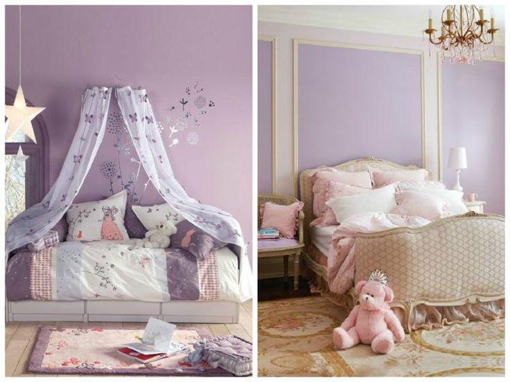 Лавандовый цвет в интерьере спальни - Ярмарка Мастеров - ручная работа, handmade