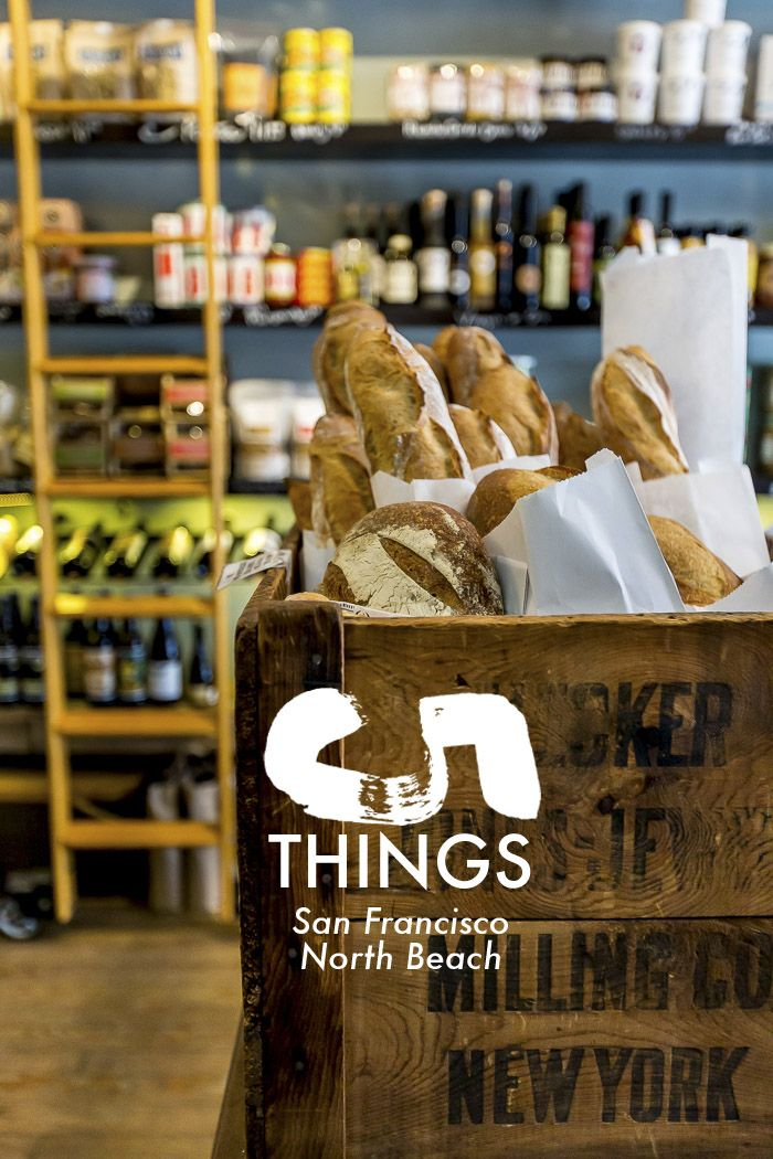 5 THINGS: A Travel Guide to North Beach, San Francisco - Hither and Thither
