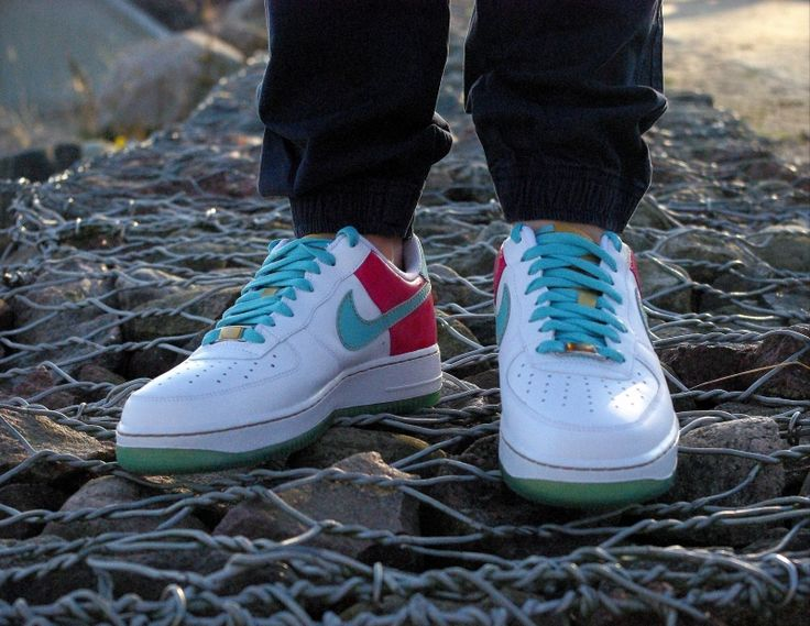 NIKE AIR FORCE 1 07 315122 141 | funkyshoes.pl