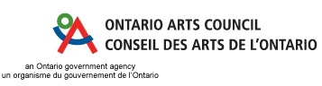 Ontario Arts Council - Conseil des arts l'ontario