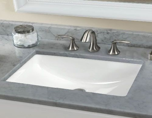 How To Install An Undermount Bathroom Sink Awesome Decorating Design