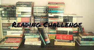 Tattooed Trees: Reading Challenge 2016