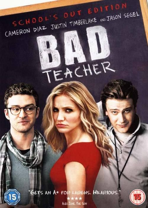 Watch Bad Teacher Full-Movie