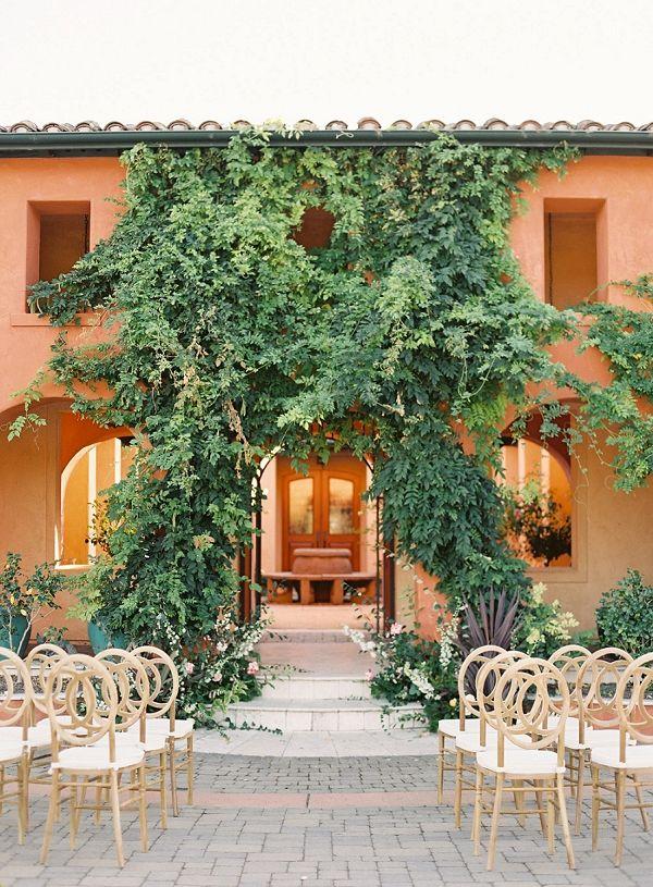 Villa Wedding Ceremony