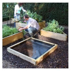 Allotment Wooden Raised Beds - Harrod Horticultural (UK) - Allotment Wooden Raised Beds are ideal if you're new to raised bed gardening and growing your own veg and you might not want to splash out on our Superior wooden raised beds - Quote RB10 for an extra 10% Discount. Prices from only £14!