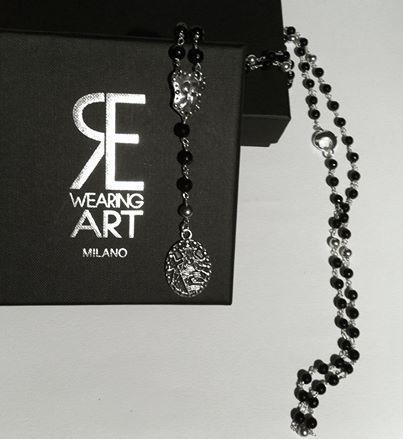 Wearing Art | DEVOTE, by Elena Rede, non un semplice gioiello! not a simple jewel  Hand made in italy