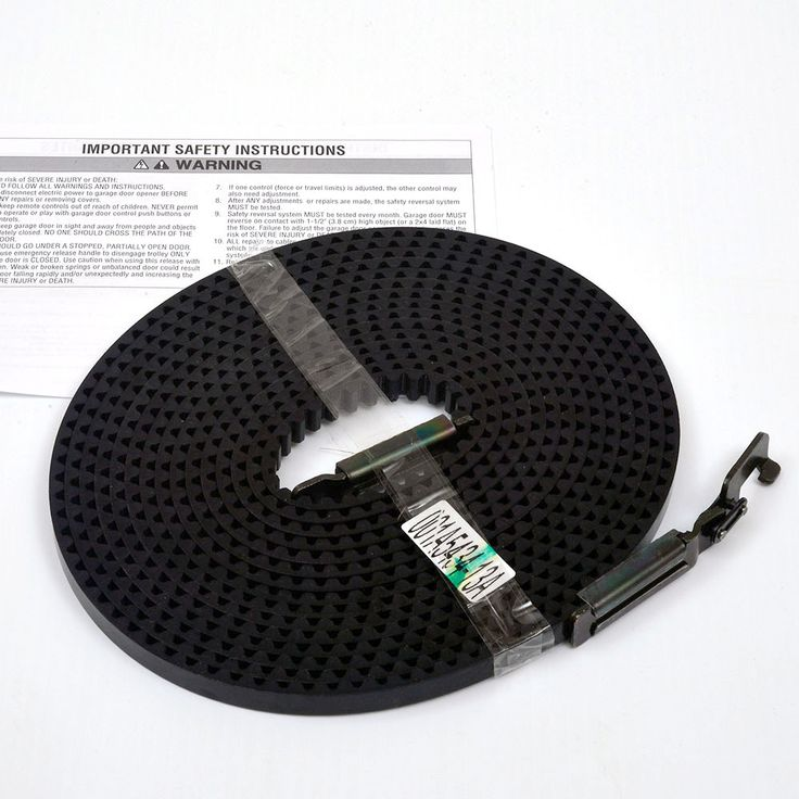 Liftmaster 41A5434-13A Full Belt Assembly for 8' Opener Chamberlain Craftsman | RP: $72.95, SP: $58.15