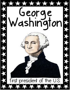 Vocabulary Posters for the following 14 President words:    George Washington  Abraham Lincoln  United States  American  president  elected   patriotism  Washington D.C.  American Flag  Liberty Bell  White House  military  government  congress    Also, in