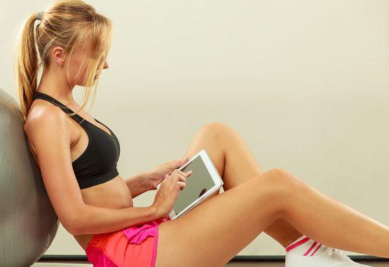 fit kobieta tablet