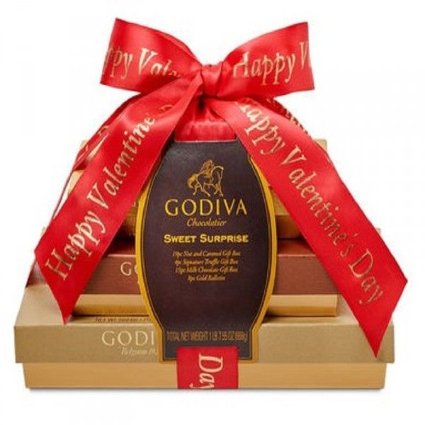 Godiva® Sweet Surprise Tower