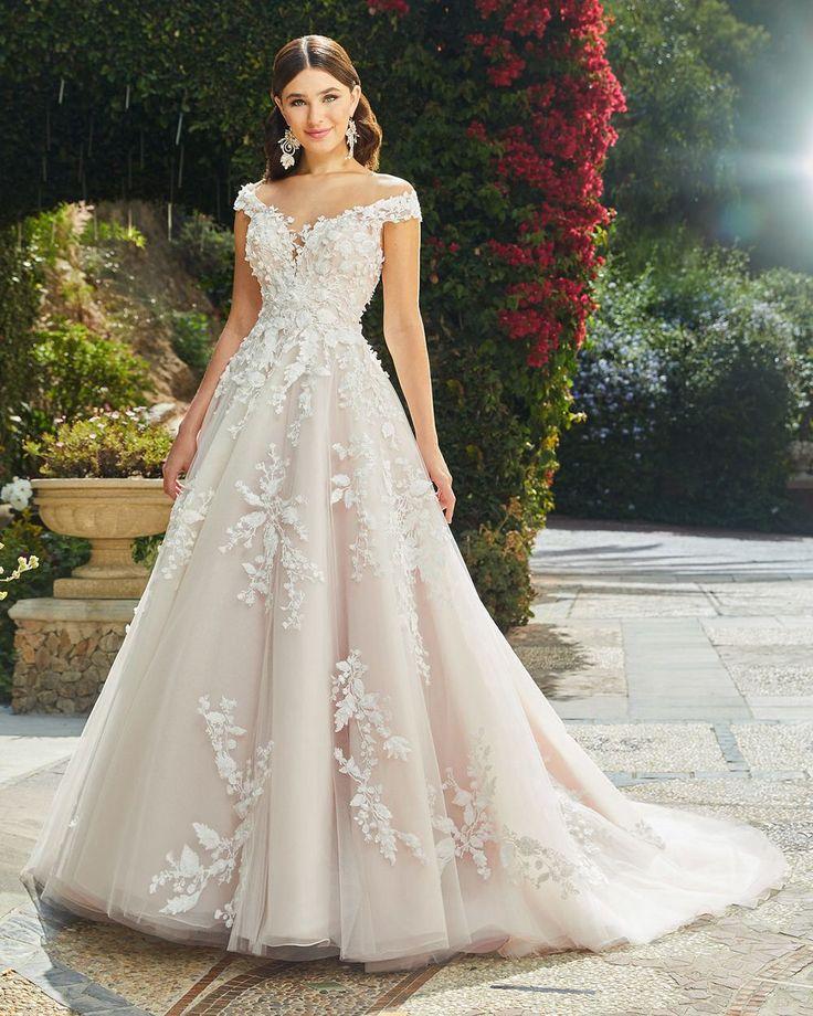 Casablanca 2020 Wedding Gowns Fresh for Spring Свадьба
