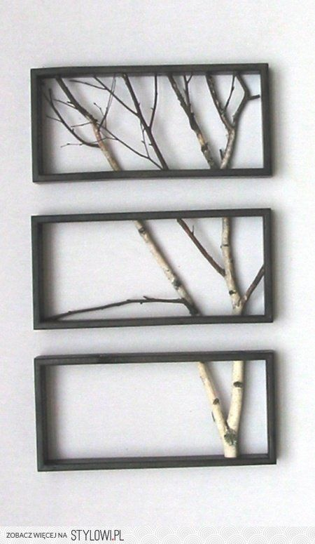 23 Creative Craft Ideas How To Use Tree Branch - for the upstairs family room