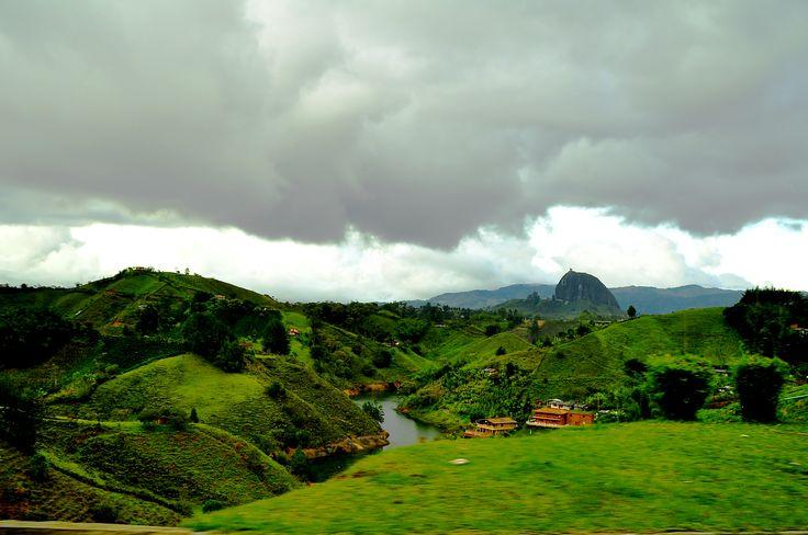 El peñol, Guatape, Colombia todos los derechos reservados Omar Andrés [ o']