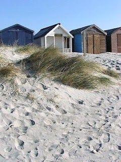 strandhuisjes #beachhouses