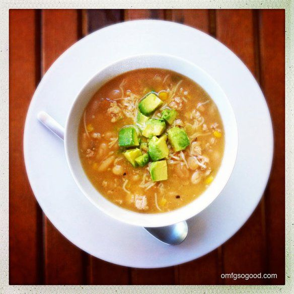 ... | Pepperoni, Great northern beans and White bean chicken chili
