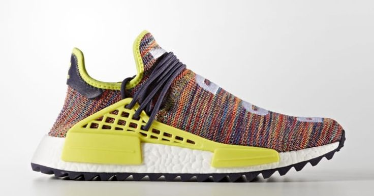 Pharrell x Adidas NMD HU Trail 'Noble Ink' and 'Core Black' Release Date   Sole Collector